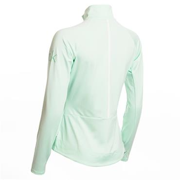Calvin Klein Golf Ladies Tuscan Tech Top Aqua