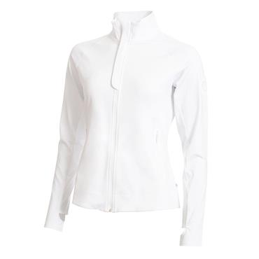 Calvin Klein Golf Ladies Tuscan Tech Top White