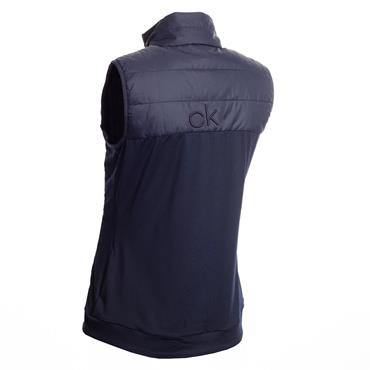 Calvin Klein Golf Ladies Balsa Gilet Navy