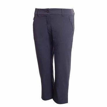 Calvin Klein Golf Ladies Arkose Capri Navy