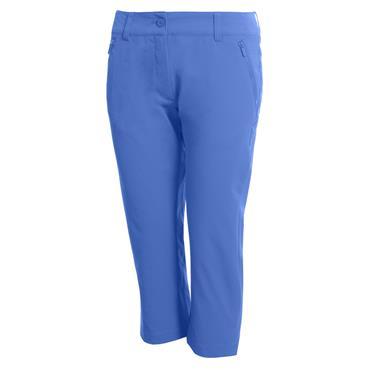 Calvin Klein Golf Ladies Arkose Capri Yale Blue