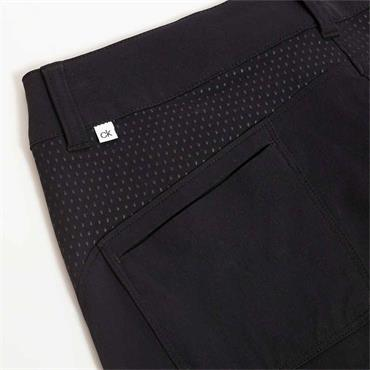 Calvin Klein Golf Ladies Arkose Trousers Black