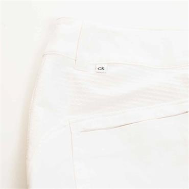 Calvin Klein Golf Ladies Arkose Trousers White