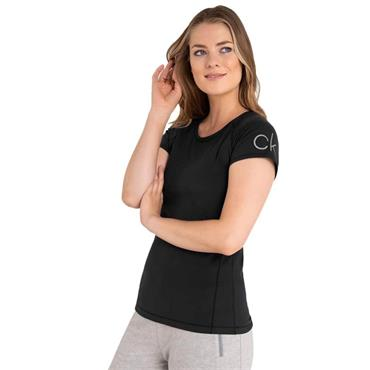 Calvin Klein Golf Ladies Vibe T-Shirt Black