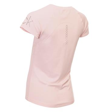 Calvin Klein Golf Ladies Vibe T-Shirt Pink