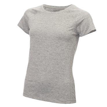 Calvin Klein Golf Ladies Vibe T-Shirt Silver
