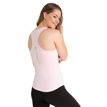 Calvin Klein Golf Ladies Vibe Racerback Tank Top Pink