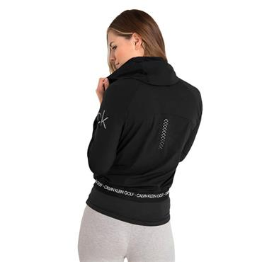 Calvin Klein Golf Ladies Arena Windbreaker Jacket Black