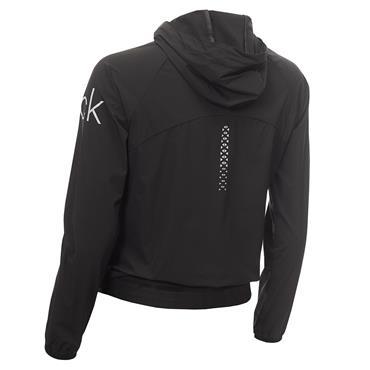 Calvin Klein Golf Ladies Arena Windbreaker Jacket Black