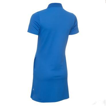 Calvin Klein Golf Ladies Eden Dress Yale Blue