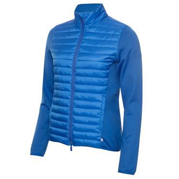 Calvin Klein Golf Ladies Yarra Jacket Yale Blue