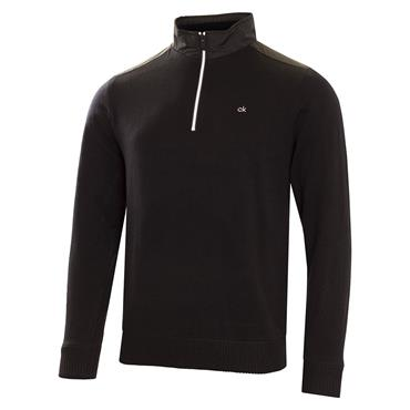 Calvin Klein Golf Gents Extend Lined Sweater Black