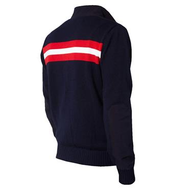 Calvin Klein Golf Gents Navigation Lined Sweater Navy