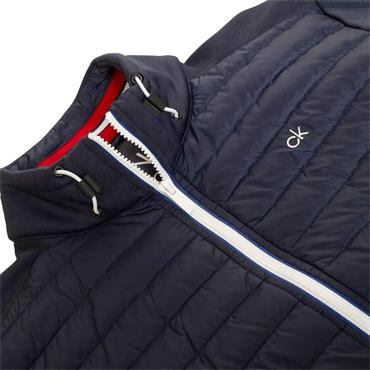 Calvin Klein Golf Gents Hybrid Jacket Navy