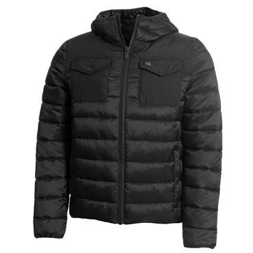 Calvin Klein Golf Gents Starboard Jacket Black