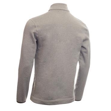 Calvin Klein Golf Gents Pinnacle 1/2 Zip Top Grey Marl