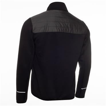 Calvin Klein Golf Gents Wrangell Hooded Hybrid Jacket Black