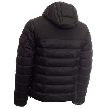 Calvin Klein Golf Gents Lassen Padded Jacket Black