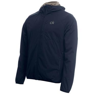Calvin Klein Golf Gents Ultron Hooded Jacket Navy