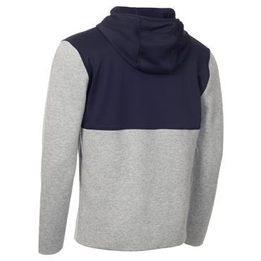 Calvin Klein Golf Gents Yosemite Hooded Sweater Grey