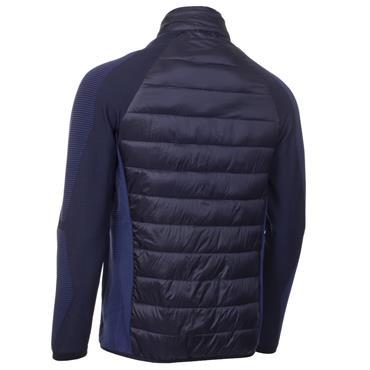 Calvin Klein Golf Gents Dynamo Tech Knit Jacket Navy
