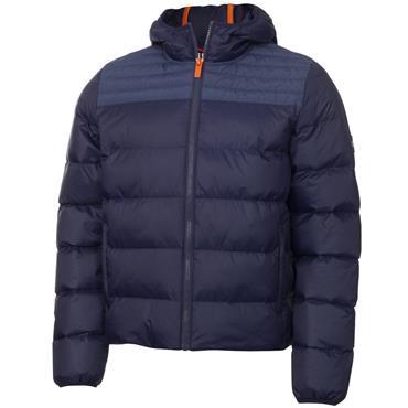 Calvin Klein Golf Gents Voltron Hooded Padded Jacket Navy