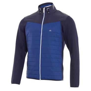Calvin Klein Golf Gents Cyclone Padded Jacket Navy