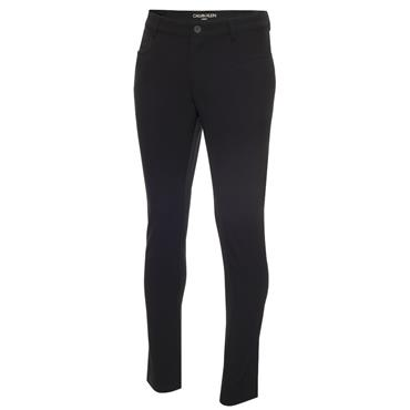 Calvin Klein Golf Gents 4 Way Slim Fit Stretch Trousers Black