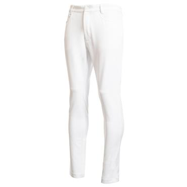 Calvin Klein Golf Gents 4 Way Slim Fit Stretch Trousers White