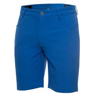 Calvin Klein Golf Gents Genius 4-Way Slim Fit Stretch Shorts Nautical