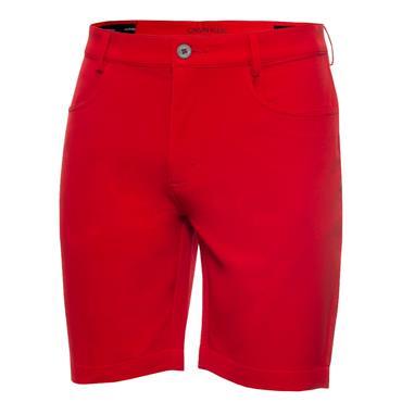 Calvin Klein Golf Gents Genius 4-Way Slim Fit Stretch Shorts Power Red