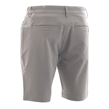 Calvin Klein Golf Gents Genius 4-Way Stretch Shorts Silver