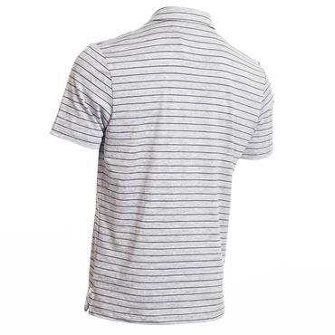Calvin Klein Golf Gents Splice Polo Shirt Navy Marl