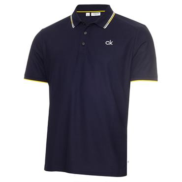 Calvin Klein Golf Gents Snead Polo Shirt Navy