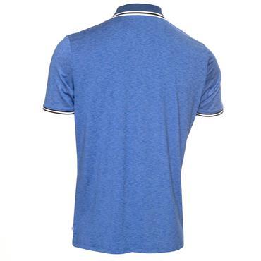 Calvin Klein Golf Gents Casper Polo Shirt Nautical Blue Marl