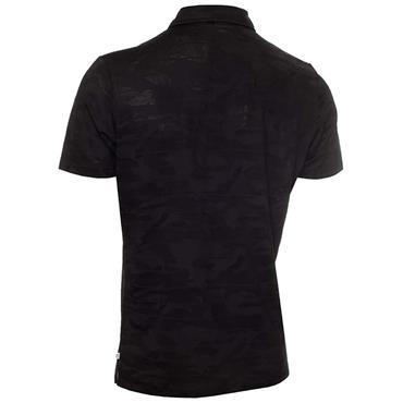 Calvin Klein Golf Gents Pentil Polo Shirt Black