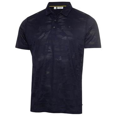 Calvin Klein Golf Gents Pentil Polo Shirt Navy