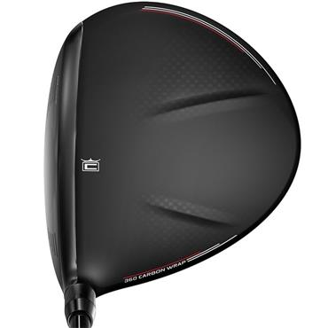Cobra King SPEEDZONE Driver Black - White Gents RH
