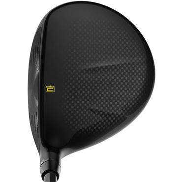 Cobra King SPEEDZONE Big Tour Fairway Wood Black - Yellow Gents RH