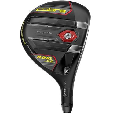 Cobra King SPEEDZONE Tour Fairway Wood Black - Yellow Gents RH