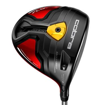 Cobra Fly-Z+ Driver Red Gents LH