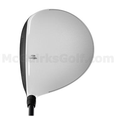 Cobra King F6+ Driver White Gents RH