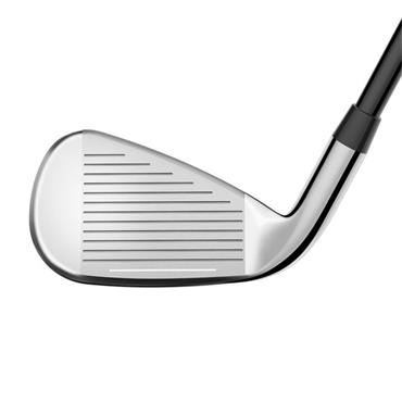 Cobra F-Max 7 Graphite Irons 6-SW+GW Ladies RH