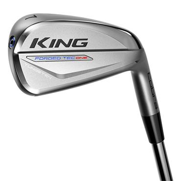 Cobra King Forged Tec ONE 7 Steel Irons 4-PW Gents RH