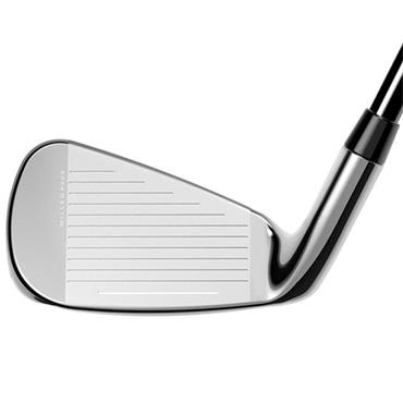 Cobra King F9 Speedback 6 Graphite Irons 6-SW Ladies RH