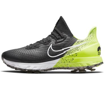 Nike Gents Air Zoom Infinity Tour Shoes Black - White - Volt