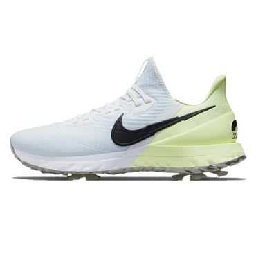 Nike Gents Air Zoom Infinity Tour Shoes White - Black - Volt