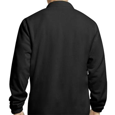 Nike Gents 1/2 Zip Therma Top Black