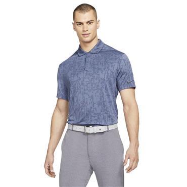 Nike Gents Dri-Fit ADV Tiger Woods Polo Shirt Obsidian