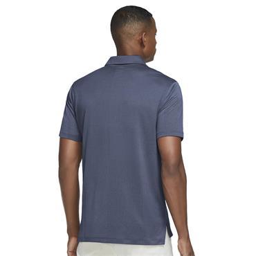 Nike Gents Dri-Fit Vapor Polo Shirt Obsidian